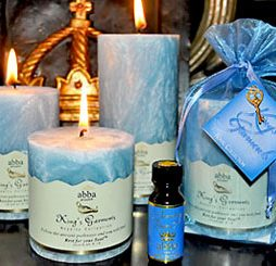King's Garments Candles